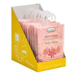 Hygienfresh® Scented Sachet Red Fruits with Hook