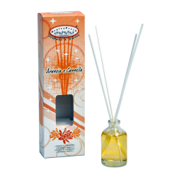 Hygienfresh® Rattan Reed Diffusers Orange & Cinnamon 6x50ml