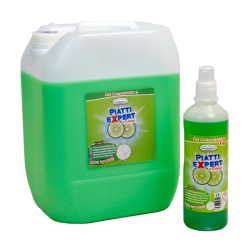 Hygienfresh® Washing up liquid Lime 12x1lt